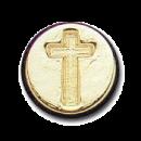 Wax Envelope Seal   821-H Christian Cross