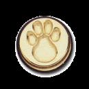 Wax Envelope Seal | 814-H Paw Print