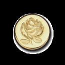 Wax Envelope Seal   886-H Single Rose