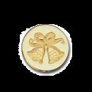 Wax Envelope Seal | 895-H Wedding Bells