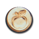 Wax Envelope Seal   804-H Apple