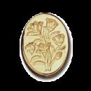Wax Envelope Seal | 809-H Flowers