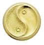 Wax Envelope Seal | 890-H Yin Yang