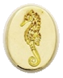 Wax Envelope Seal | 872-H Sea Horse