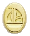 Wax Envelope Seal | 826-H Sailboat