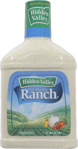 Salad Dressing, Hidden Valley Ranch® Original Ranch (36 oz Bottle)