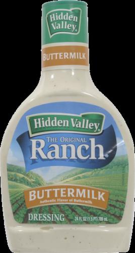Salad Dressing, Hidden Valley Ranch® Buttermilk Ranch (24 oz Bottle)