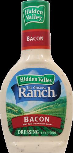 Salad Dressing, Hidden Valley Ranch® Bacon Ranch (16 oz Bottle)