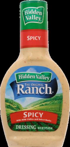 Salad Dressing, Hidden Valley Ranch® Spicy Ranch (16 oz Bottle)