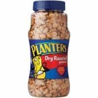 Snack Food, Planters® Dry Roasted Peanuts (16 oz Jar)