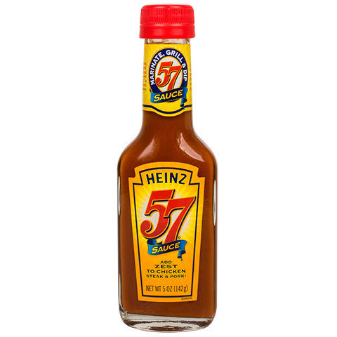 Steak Sauce, Heinz 57® Steak Sauce (5 oz Bottle)