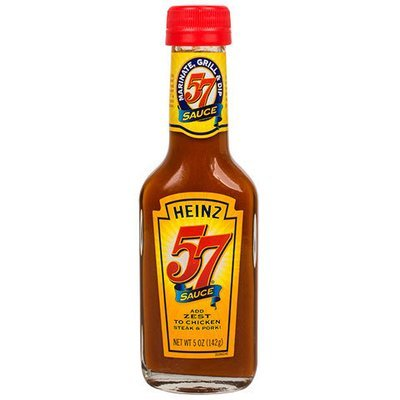 Steak Sauce, Heinz 57® Steak Sauce (5 oz Bottle)