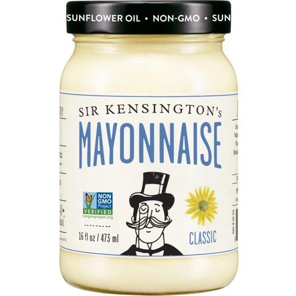 Mayonnaise, Sir Kensington's® Mayonnaise (16 oz Jar)