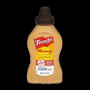 Mustard, French's® Honey Mustard (12 oz Bottle)