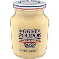 Mustard, Grey Poupon® Dijon Mustard (8 oz Jar)