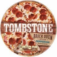 Frozen Pizza, Tombstone® Brick Oven Thin Crust Pepperoni Pizza (17 oz Box)