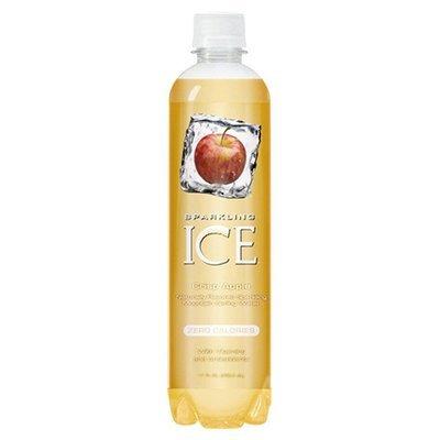 Sparkling Water, Sparkling Ice® Crisp Apple (Single 17 oz Bottle)