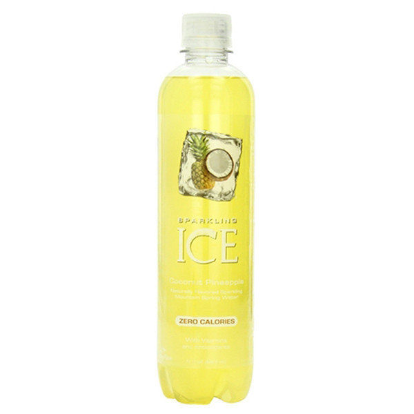Sparkling Water, Sparkling Ice® Coconut Pineapple (Single 17 oz Bottle)