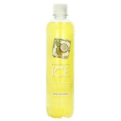 Sparkling Water, Sparkling Ice® Coconut Pineapple (Single 17 oz Bottle)
