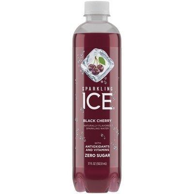 Sparkling Water, Sparkling Ice® Black Raspberry (Single 17 oz Bottle)
