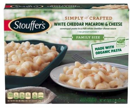 Mac N Cheese Dinner, Stouffer's® White Cheddar Mac & Cheese (33 oz Box)