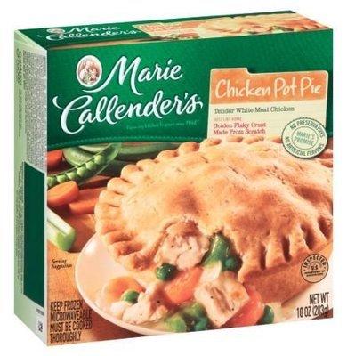 Pot Pie, Marie Callender's® Chicken Pot Pie (10 oz Box)