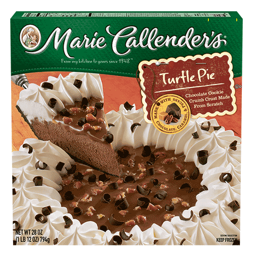 Pie, Marie Callender's® Turtle Pie (28 oz Box)
