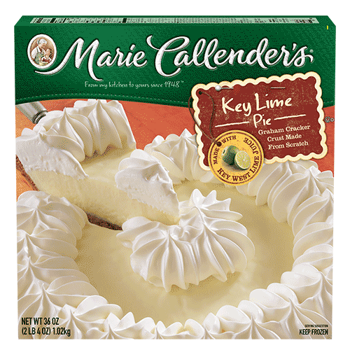 Pie, Marie Callender's® Key Lime Pie (36 oz Box)