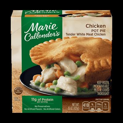 Pot Pie, Marie Callender's® Chicken Pot Pie (16 oz Box)