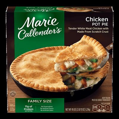 Pot Pie, Marie Callender's® Chicken Pot Pie (45 oz Box)