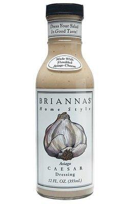 Salad Dressing, Brianna's® Asiago Caesar Salad Dressing (12 oz Bottle)