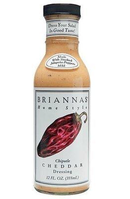 Salad Dressing, Brianna's® Chipotle Cheddar Salad Dressing (12 oz Bottle)