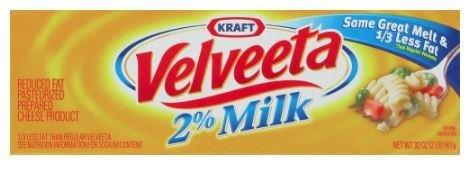 Cheese, Kraft® Velveeta® Cheese with 2% Milk (32 oz Box)