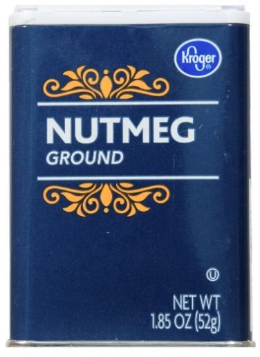 Seasonings, Kroger® Ground Nutmeg (1.85 oz Can)
