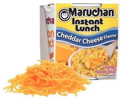 Ramen, Maruchan® Instant Lunch® Chedder Cheese Ramen (2.25 oz Cup)