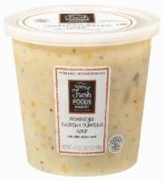 Fresh Soup, Fresh Foods Market® Chicken and Dumpling Soup (24 oz Cup)