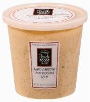 Fresh Soup, Fresh Foods Market® Cheddar Broccoli Soup (24 oz Cup)