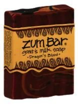 Soap, Zum Bar® Dragons Blood Goats Milk Soap (3 oz Bar)