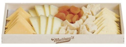 Deli Platter, Murray's® Select Cheese Platter (Small - Serves 6)