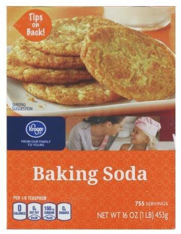 Baking Flour, Kroger® Baking Soda (16 oz Bag)