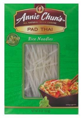 Noodles, Annie Chun's® Pad Thai Rice Noodles (8.0 oz Box)