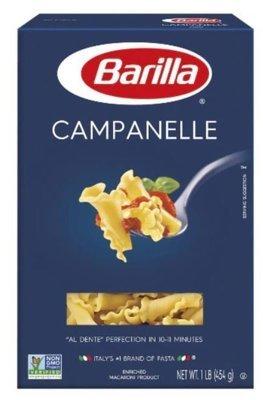 Pasta, Barilla® Campanelle Pasta (16 oz Box)