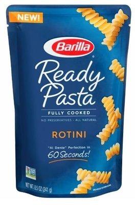 Pasta, Barilla® Ready Pasta® Rotini Pasta (8.5 oz Box)