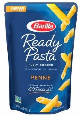 Pasta, Barilla® Ready Pasta® Penne Pasta (8.5 oz Box)