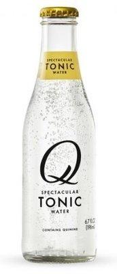 Tonic Water, Q Tonic® Organic Tonic Water (Single 6.7 oz Bottle)