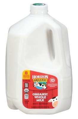 Dairy Milk, Horizon® Organic Whole Milk (1 Gallon Carton)