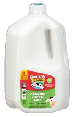 Dairy Milk, Horizon® Organic 1% Low Fat Milk (1 Gallon Carton)