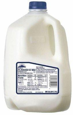 Dairy Milk, Colorado Proud® 2% Reduced Fat Milk (1 Gallon Jug)