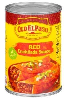 Enchilada Sauce, Old El Paso® Mild Red Enchilada Sauce (10 oz Can)