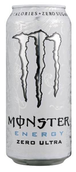 Energy Drink, Monster® Zero Ultra™ Energy Drink (16 oz Can)